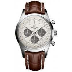 Breitling Transocean Chronograph Caliber 01 Automatic AB015212.G724.739P