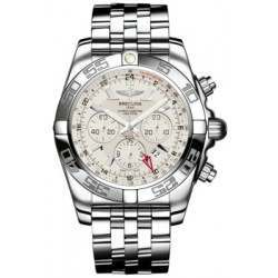 Breitling Chronomat GMT Caliber 04 Automatic AB041012.G719.383A