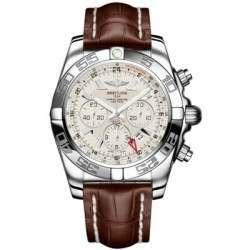 Breitling Chronomat GMT Caliber 04 Automatic AB041012.G719.756P