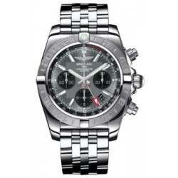 Breitling Chronomat 44 GMT (Steel) Caliber 04 Automatic Chronograph AB042011.F561.375A