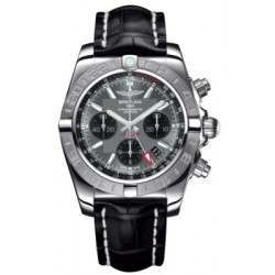 Breitling Chronomat 44 GMT (Steel) Caliber 04 Automatic Chronograph AB042011.F561.743P