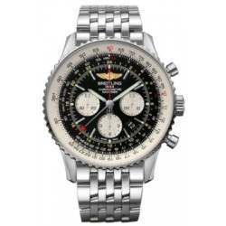 Breitling Navitimer GMT Caliber 04 Automatic Chronograph AB044121.BD24.443A