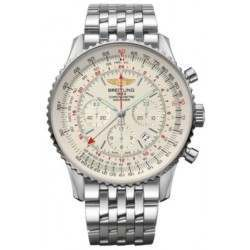 Breitling Navitimer GMT Caliber 04 Automatic Chronograph AB044121.G783.443A