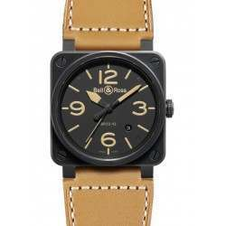 Bell & Ross BR 03-92 Ceramic Heritage BR0392-HERITAGE-CE