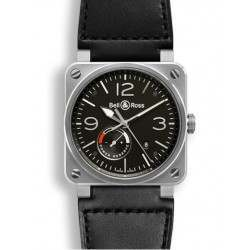 Bell & Ross BR 03-97 Reserve de Marche BR0397-BL-SI/SCA