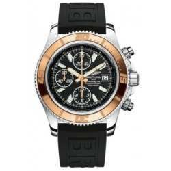 Breitling Superocean Chronograph II (Steel & Gold) Caliber 13 Automatic C1334112.BA84.152S