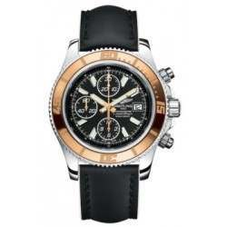 Breitling Superocean Chronograph II (Steel & Gold) Caliber 13 Automatic C1334112.BA84.226X