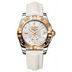 Breitling Galactic 36 (Steel & Rose Gold) Caliber 37 Automatic C3733012.A725.236X