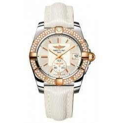 Breitling Galactic 36 (Steel & Rose Gold/ Diamonds) Caliber 37 Automatic C3733053.G714.236X