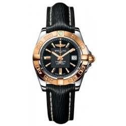 Breitling Galactic 32 (Steel & Rose Gold) Caliber 71 Quartz C71356L2.BA12.208X