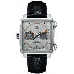 Tag Heuer Monaco Chronograph Limited Edition CAW211C.FC6241