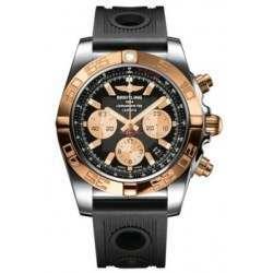 Breitling Chronomat 44 (Steel & Gold) Caliber 01 Automatic Chronograph CB011012.B968.200S