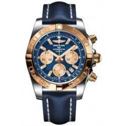 Breitling Chronomat 44 Steel  Gold Caliber 01 Automatic Chronograph CB011012C790105X