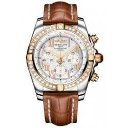 Breitling Chronomat 44 (Steel & Gold) Caliber 01 Automatic Chronograph CB011053.A693.737P