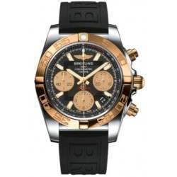 Breitling Chronomat 41 (Steel & Gold) Caliber 01 Automatic Chronograph CB014012.BA53.150S