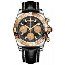 Breitling Chronomat 41 (Steel & Gold) Caliber 01 Automatic Chronograph CB014012.BA53.728P