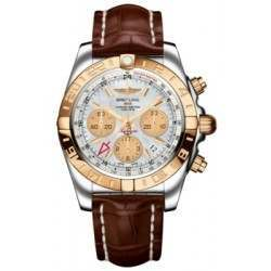Breitling Chronomat 44 GMT (Steel & Rose Gold) Caliber 05 Automatic Chronograph CB042012.A739.737P