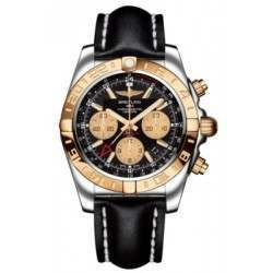 Breitling Chronomat 44 GMT (Steel & Rose Gold) Caliber 05 Automatic Chronograph CB042012.BB86.435X