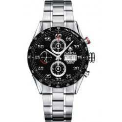 Tag Heuer Carrera Automatic Chronograph Day Date CV2A10.BA0796|