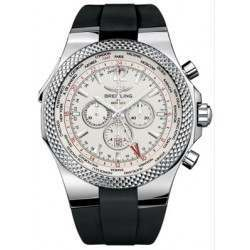 Breitling Bentley GMT Caliber 47B Automatic Chronograph A4736212.G657.210S