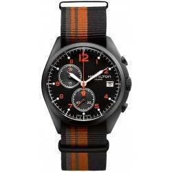 Hamilton Khaki Aviation Pilot Pioneer Chrono H76582933