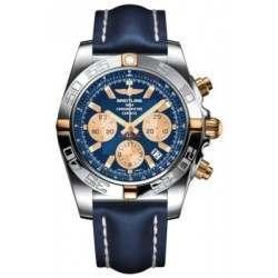 Breitling Chronomat 44 TwoTone Caliber 01 Automatic Chronograph IB011012C790105X