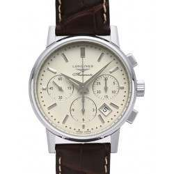 Longines Heritage Column Wheel Chronograph L2.733.4.72.2