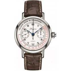 Longines Master Collection Pulsometer Chronograph L2.801.4.23.2