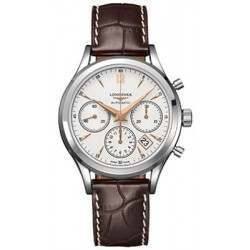 Longines Heritage Automatic Chronograph - Column Wheel L2.750.4.76.2