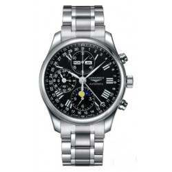 Longines Master Collection Chrono Automatic Moon Phase L2.773.4.51.6