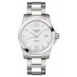 Longines Conquest Automatic L3.677.4.76.6