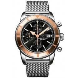 Breitling Superocean Heritage Chronographe 46 Caliber 13 Automatic Chronograph U1332012B908152A