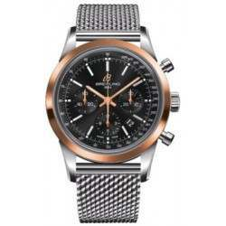 Breitling Transocean Chronograph Caliber 01 Automatic UB015212.BC74.154A