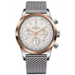 Breitling Transocean Chronograph Caliber 01 Automatic UB015212.G777.154A