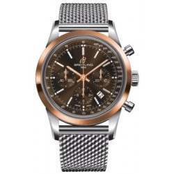 Breitling Transocean Chronograph Caliber 01 Automatic UB015212.Q594.154A