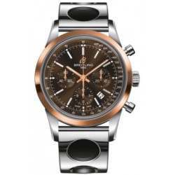 Breitling Transocean Chronograph Caliber 01 Automatic UB015212.Q594.222A