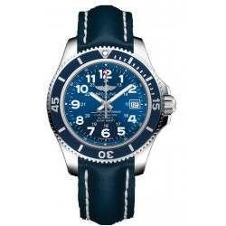 Breitling Superocean II 42 Caliber 17 Automatic A17365D1.C915.113X
