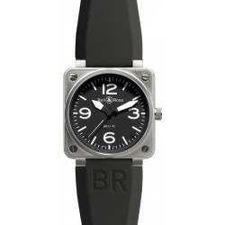 Bell & Ross BR 01-92 Steel BR0192-BL-ST