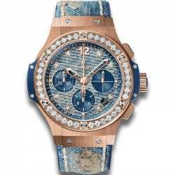 Hublot Jeans Gold Diamonds 341.PL.2780.NR.1204.JEANS