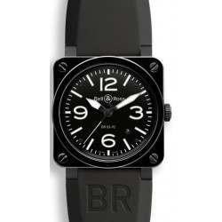 Bell & Ross BR 03-92 Ceramic BR0392-CER-BLP/SRB
