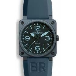 Bell & Ross BR 03-92 Blue Ceramic BR0392-CERAM-BLUE