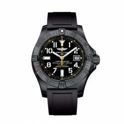 Breitling Avenger Seawolf Blacksteel Code Yellow Watch M17330B2|BC05|131S
