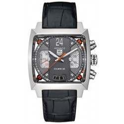 Tag Heuer Monaco 24 Caliber 36 Automatic Chronograph CAL5112.FC6298