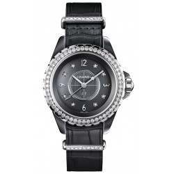 Chanel J12 G10 Gem-Set H4188