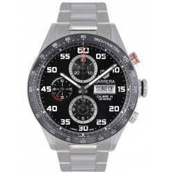 Tag Heuer Carrera Day-Date Chronograph 43mm Automatic CV2A1R.BA0799