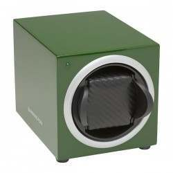 Barrington Single Watch Winder Barrington Racing Green