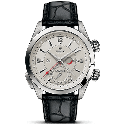 Tudor Heritage Advisor Watch 79620T Leather