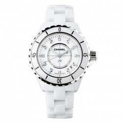 Chanel J12 White Phantom 10th Anniversary H3442