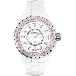 Chanel J12 White Ceramic H2010