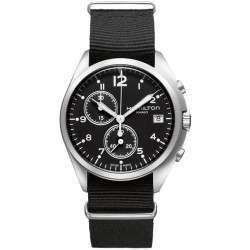 Hamilton Khaki Aviation Pilot Pioneer Chrono H76552433